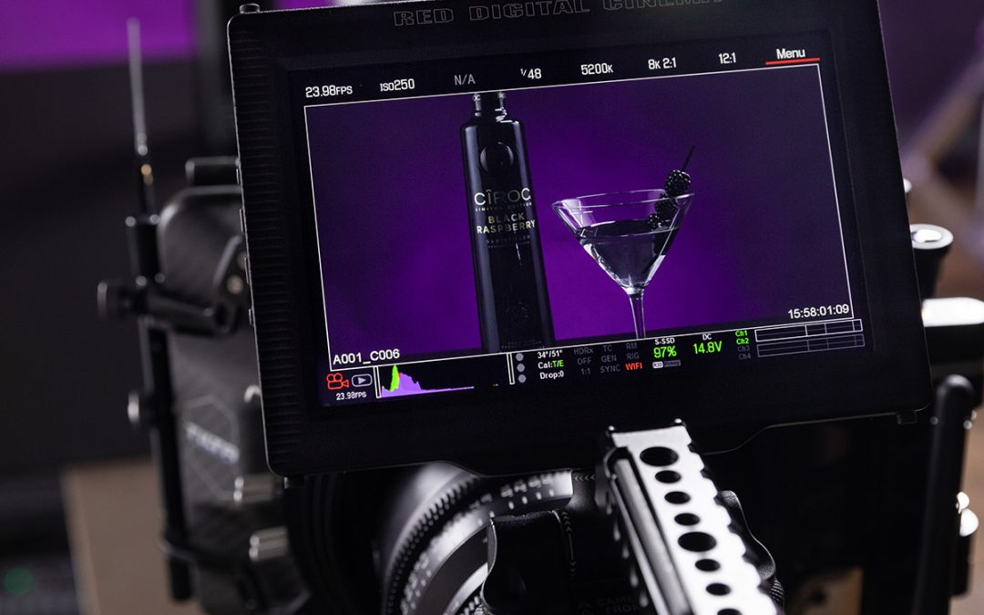 LITEPANELS GEMINI CIROC BOTTLE SHOOT